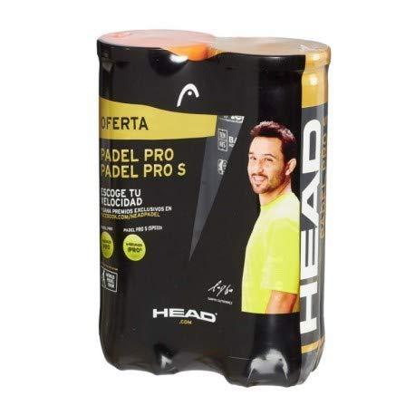 Head - HEAD Padel Bipack (Padel Pro + Padel Pro S)