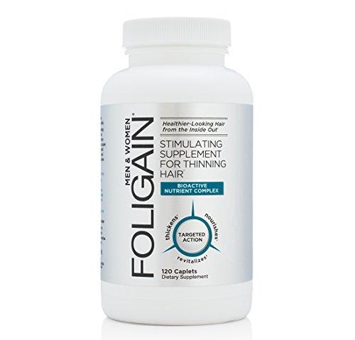 Foligain - integratore contro la caduta dei capelli