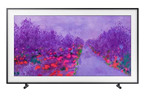 Samsung The Frame Smart TV UHD 4K HDR 55 Pollici, Nero [Classe di efficienza energetica B]