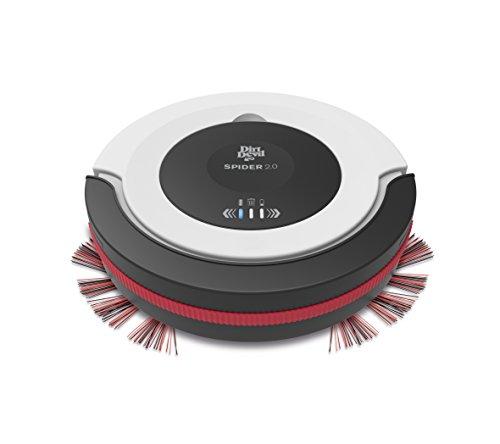 Dirt-Devil-M612-Spider-20-Aspirateur-Robot-NoirRougeGris-03-L