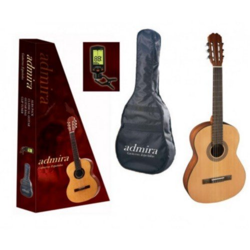 Pack Guitarra infantil iniciación 3/4