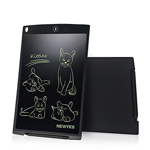 Tavoletta LCD da Disegno 12 Pollici - NEWYES NYWT120- Memo Pad Grande Taglia da Ewriter LCD per...