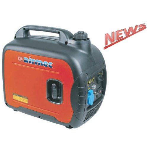 airmec–Generador LC 2000Inverter 1,8kW 220V Gasolina