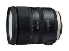 Tamron T81065 - Objetivo para cámara Canon (SP 24-70mm, apertura F/2.8 Di, rendimiento de estabilización VC USD G2, A032)