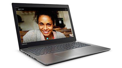 "Lenovo Ideapad 320-15IAP - Ordenador portátil de 15.6"" HD (Intel Celeron N3350, 4GB RAM, 500GB HDD, Intel HD500, Windows 10 Home) Negro - Teclado QWERTY Español"