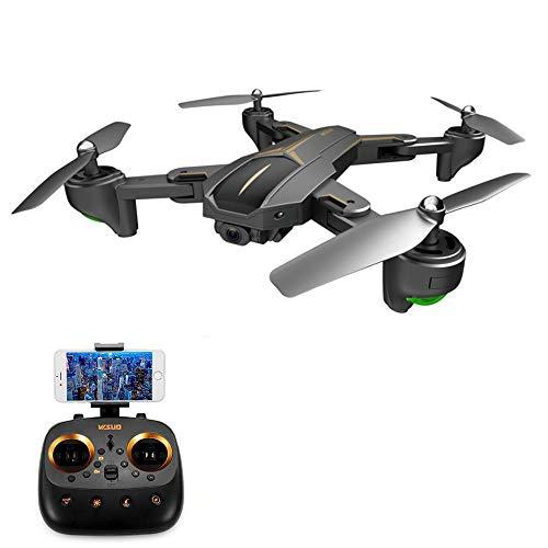 cagworld VISUO XS812 GPS 5G WiFi FPV w/ 5MP/4K Fotocamera HD 15minuti di Tempo di Volo RC Pieghevole Drone Quadcopter RTF