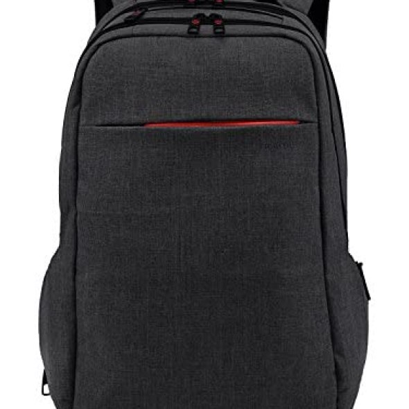 67f9bbad759c Norsens Lightweight Laptop Backpacks 15.6 Mens Slim Business Backpack for  Laptop Notebook Computer