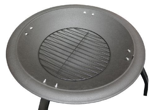Round-Fire-Pit-Folding-Patio-Garden-Bowl-Outdoor-Camping-Patio-Heater-Log-BBQ-Kotlich