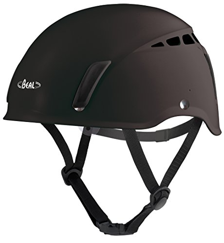 BEAL Casco de Escalada Modelo Mercury Group Unisex para Adultos, de Color Negro