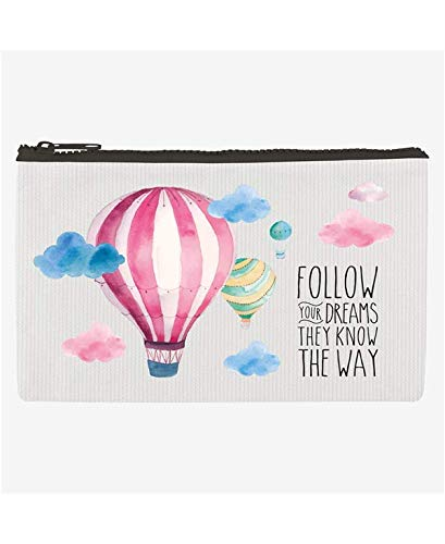 Legami Zipper Pouch Funky Collection - Air Balloon