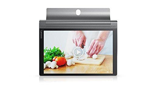 "Lenovo Yoga Tab3 Plus - Tablet de 10,1"" QHD (WiFi + Bluetooth 4.0, Octa Core Qualcomm Snapdragon, RAM de 3 GB, memoria interna de 32GB, <stro data-recalc-dims="
