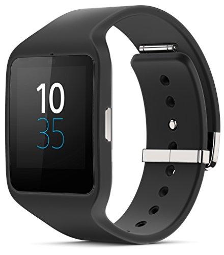 Sony SWR50 Smartwatch 3, Display Transflettivo da 1,8