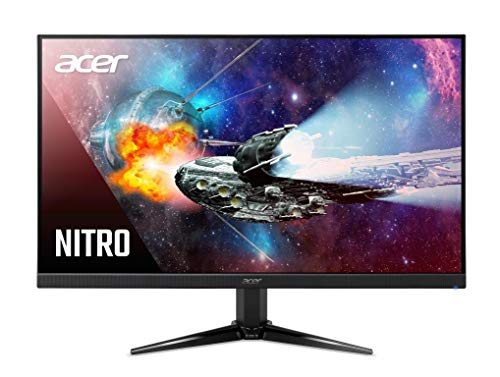 Acer Nitro QG221Q 21.5 Inch Full HD Gaming Monitor - VA Panel - 1 MS - 75 Hz - 250 Nits - AMD Free Sync - 1 X VGA 2 X HDMI