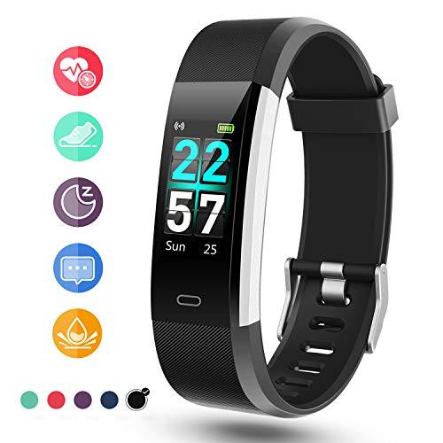 Glymnis Fitness Tracker Fitness Orologio Tracker Activity Smart Watch Contapassi da Palso Orologio...