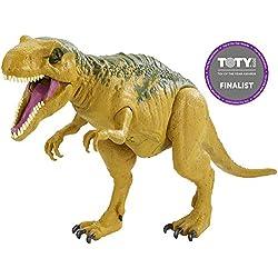 Jurassic World Dino Sonidos Metriacanth, dinosaurio de juguete- (Mattel FMM28)