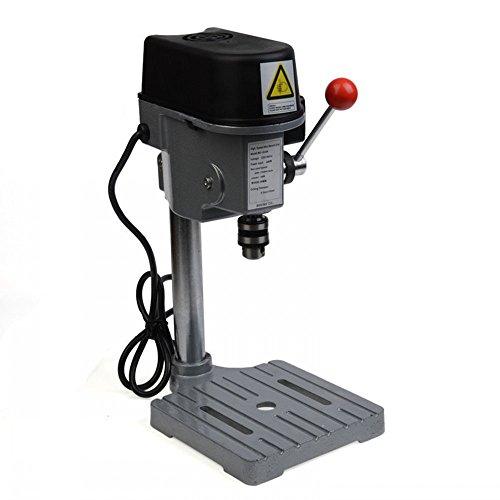 ABEST Mini-Bohrmaschine mit 3 Geschwindigkeiten, 150 W, Mini-Bank-Tischbohrmaschine für Handwerker und Hobbyisten