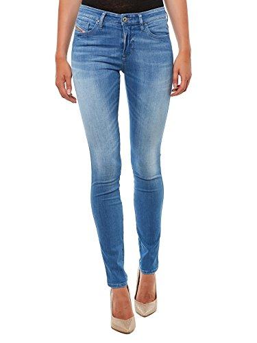 Diesel Skinzee-Low 0839P Jeans 25/32 Blau