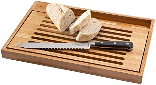 Tagliere con coltello da pane Bistro