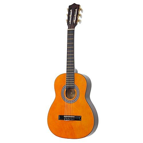 Guitarra clásica para niños tamaño 1/4
