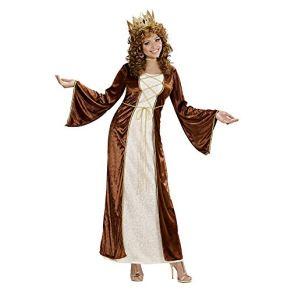WIDMANN Widman - Disfraz de princesa medieval para mujer, talla M