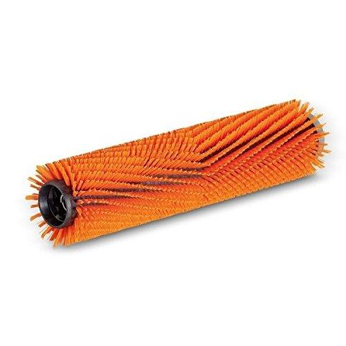 Kärcher 2.642-661.0 Accessorio per Lavasciuga Pavimenti Pro Br, Rullospazzola Arancione Accessori...