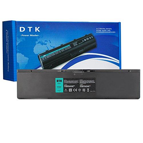 DTK Computer Batterie Notebook Laptop Li-ion Akku für Dell Latitude 14 7000 Serie Latitude E7450 E7440 E7420 F38HT PFXCR 34GKR 3RNFD 451-BBFS 451-BBFT (7,4 V 6000mAh)