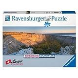 Puzzle 1000 pièces panoramique : Creux du Van