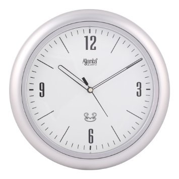 Ajanta Quartz Wall Clock Round Shape - 1237