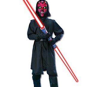 Star Wars Deluxe Darth Maul Child'S Costume, Medium by Rubie'S