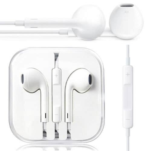 Roboster Stereo Earphone Hands-Free Mini Size Headset With Mic And Volume Controller 3.5Mm Jack Compatible For all Androind devices.