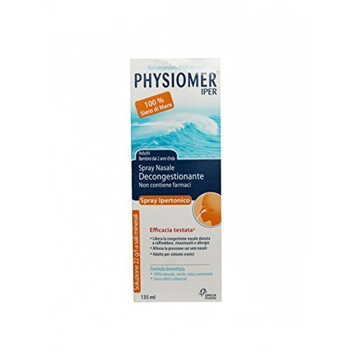 Physiomer Iper Spray - 135 ml