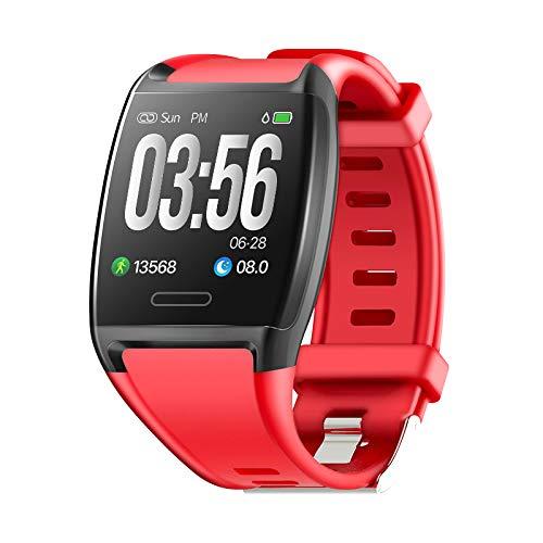 HalfSun Fitness Tracker, Orologio Fitness Braccialetto Pressione Sanguigna Cardiofrequenzimetro da...