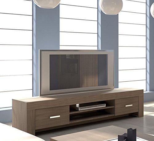 Klipick Base Porta TV 2 cassetti. Dimensione L 183 P 47 Altezza 45. Colore Disponibile : Olmo -...