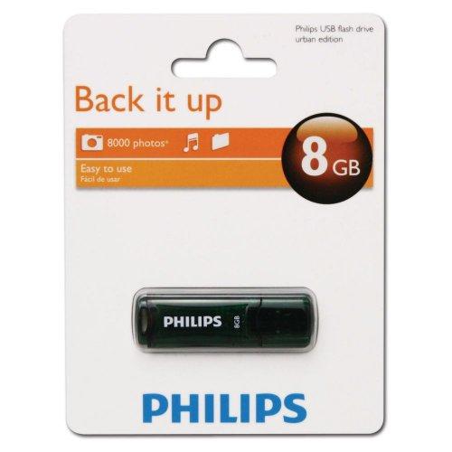 Philips FM08FD75B/10 SNOW Super Speed 8GB USB Stick 3.0
