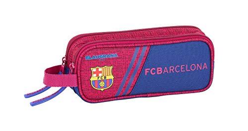 FC Barcellona corporativa Ufficiale astuccio Scuola 210x 60x 80mm
