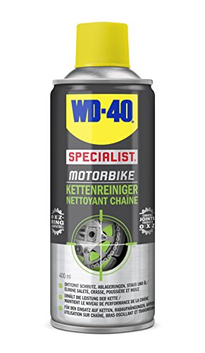 WD-40 Specialist Motorbike Kettenreiniger 400ml