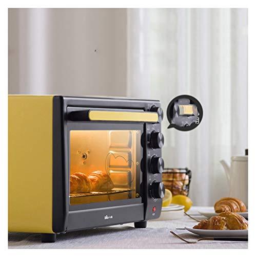 QPSGB Termostato e Timer per la Regolazione della Temperatura dei forni, Mini Forno Elettrico e...