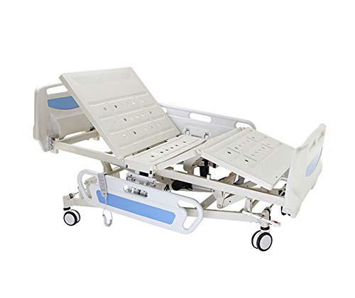 5 Trattamento Funzionale Letto Elettrico Ospedaliero, Multi-Funzione Home Care Bed