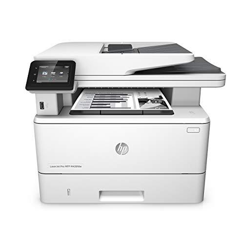 HP Stampanti Office LaserJet Pro MFP M426FDW Stampante Laser Multifunzione, Bianco