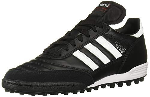 Adidas Mundial Team, Scarpe da Calcio Uomo, Nero (Black/Running White Ftw/Red), 44 EU