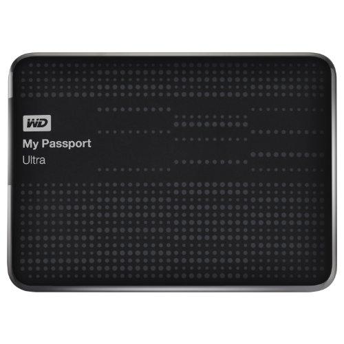 Western Digital My Passport Ultra HDD Esterno, 2,50 Pollici, USB 3.0, 1000 GB, Autoalimentato,...