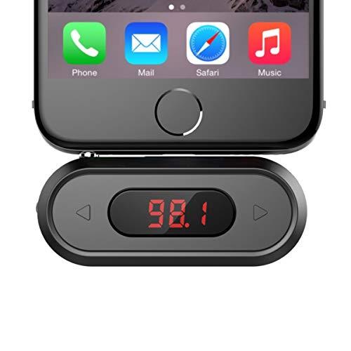 Trasmettitore FM Radio Adapter Stereo