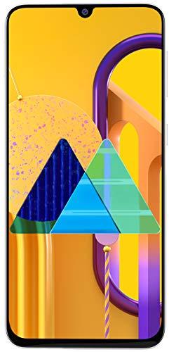 Samsung Galaxy M30s (White, 4GB RAM, Super AMOLED Display, 64GB Storage, 6000mAH Battery)