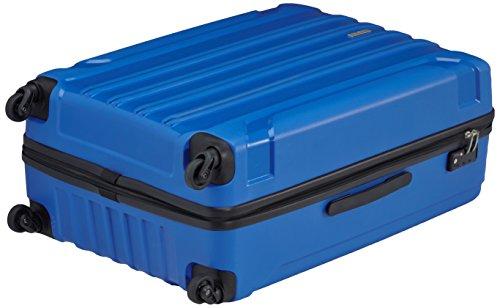 Travelite Koffer Colosso 4-Rad Polypropylen-Trolley L/M, 76 cm 184 Liters Blau 71210-20 - 4