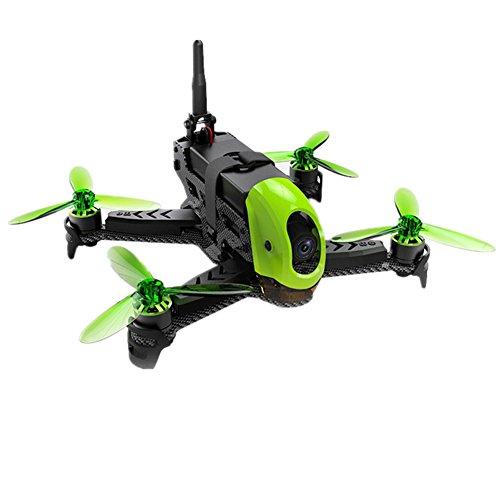 Rabusion Droni H123D X4 Jet 5.8G FPV da Corsa Senza spazzole Drone con 720P Telecamera HD Regolabile...