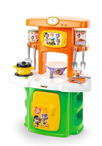 Smoby-44 Gatti la Cucina di Nonna Pina, Colore, 7600311906