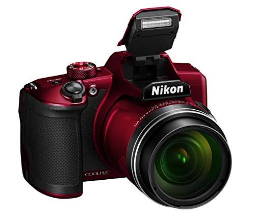 Nikon Coolpix B600 Fotocamera Bridge, 16 Megapixel, Zoom 60X, Full HD, Sensore CMOS in Condizioni di...
