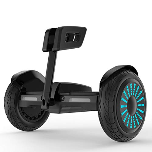 DOS Hoverboard 10' Smart Self Balance Scooter con Bluetooth, 2 * 250W Motore Skateboard con LED,...