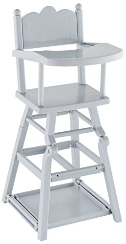 corolle frv07 chaise haute pour poupon 36 cm 42 cm 123jeu 123jeu. Black Bedroom Furniture Sets. Home Design Ideas