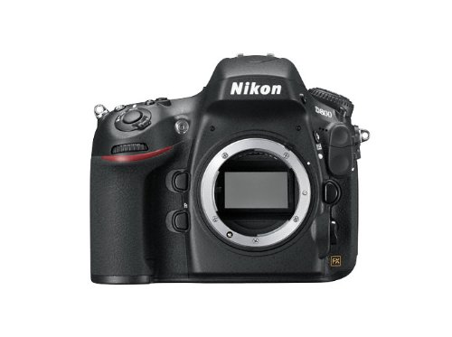 Nikon D800 Fotocamera digitale 36.8 megapixel [Versione EU]